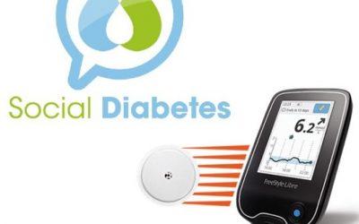 Anuncian la conexión de SocialDiabetes con Abbott FreeStyle®