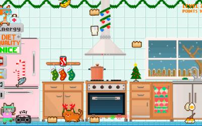 Breves – Glutton Cat: el videojuego del Instituto ai2 para aprender a comer una dieta equilibrada