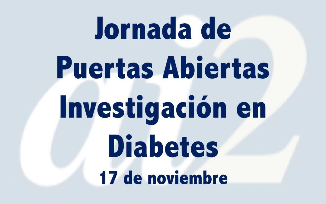 Eventos – Jornada de Puertas Abiertas de la Investigación en Diabetes en el Instituto ai2