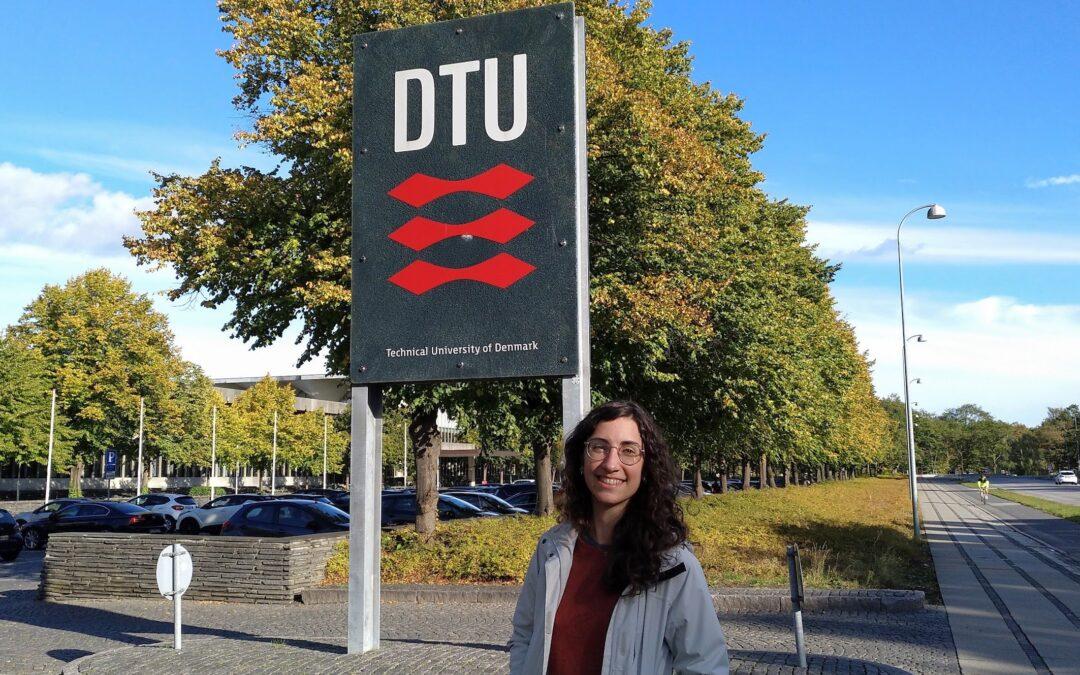 Nuestra investigadora Clara Furió, en Dinamarca